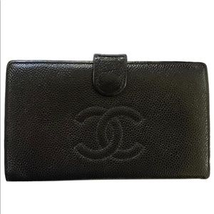 Chanel Timeless CC Caviar Long Portefeuille Wallet